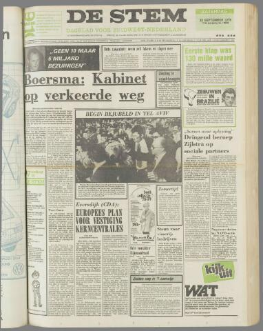 de Stem 1978-09-23