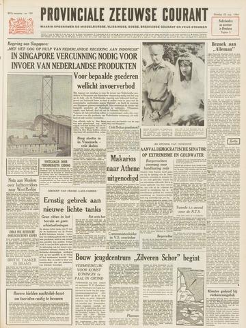 Provinciale Zeeuwse Courant 1964-08-25