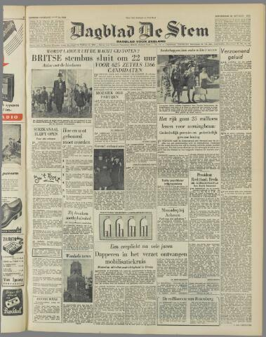 de Stem 1951-10-25