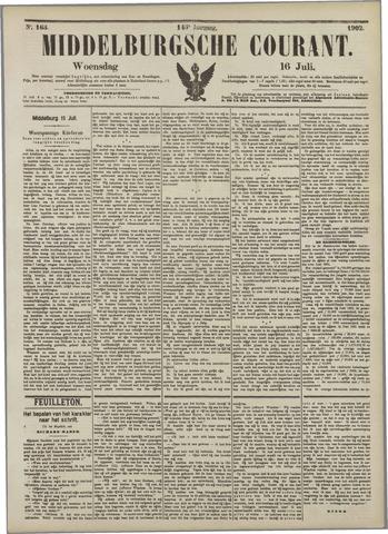 Middelburgsche Courant 1902-07-16