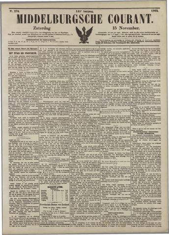 Middelburgsche Courant 1902-11-15