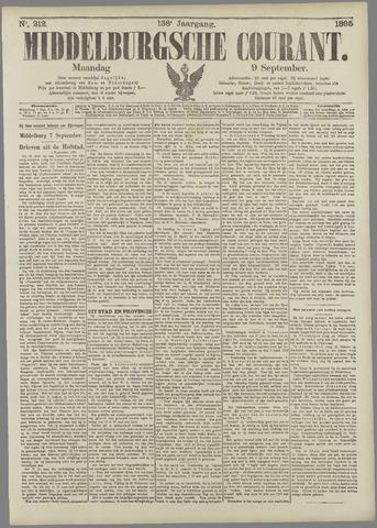 Middelburgsche Courant 1895-09-09