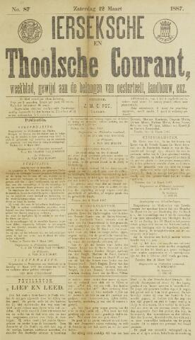 Ierseksche en Thoolsche Courant 1887-03-12
