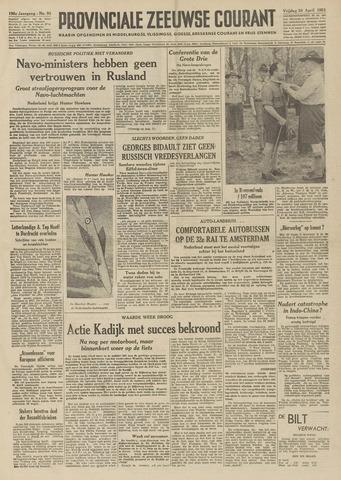 Provinciale Zeeuwse Courant 1953-04-24