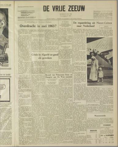 de Vrije Zeeuw 1962-07-31