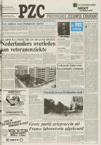 Provinciale Zeeuwse Courant 1984-10-27