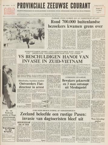 Provinciale Zeeuwse Courant 1972-04-04