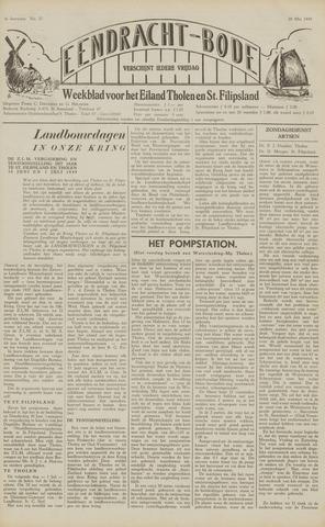 Eendrachtbode (1945-heden)/Mededeelingenblad voor het eiland Tholen (1944/45) 1949-05-20