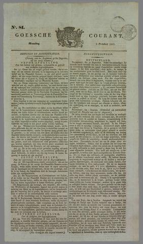 Goessche Courant 1832-10-08