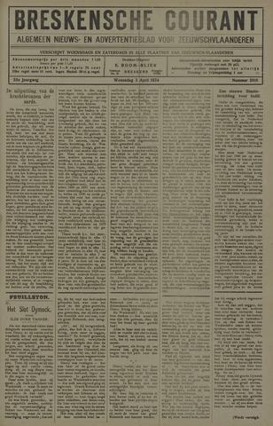 Breskensche Courant 1924-04-02