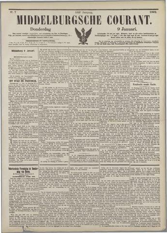 Middelburgsche Courant 1902-01-09