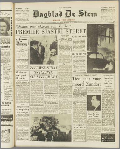 de Stem 1966-01-11