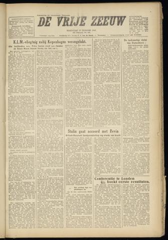 de Vrije Zeeuw 1947-01-27