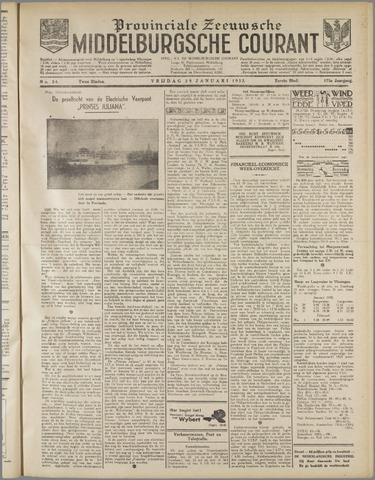 Middelburgsche Courant 1932-01-29