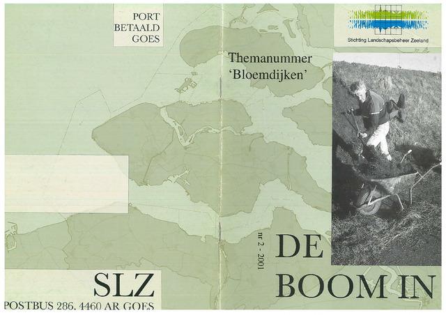 Landschapsbeheer Zeeland - de Boom in 2001-06-01