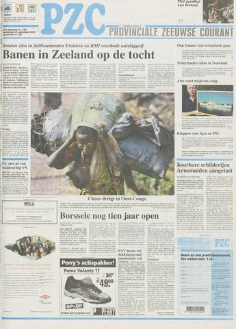 Provinciale Zeeuwse Courant 2002-09-26