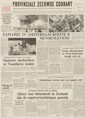 Provinciale Zeeuwse Courant 1971-08-11