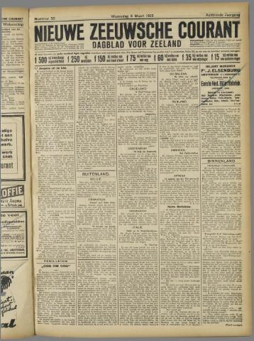 Nieuwe Zeeuwsche Courant 1922-03-08