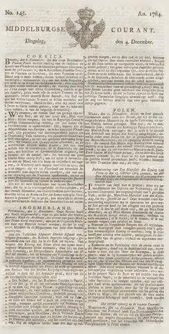 Middelburgsche Courant 1764-12-04