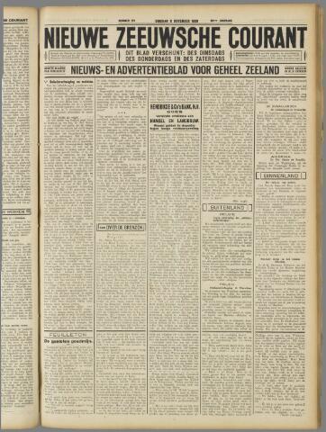 Nieuwe Zeeuwsche Courant 1930-11-11