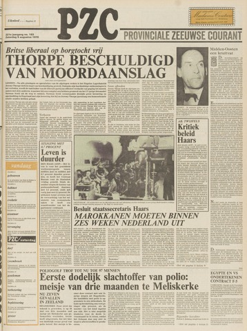 Provinciale Zeeuwse Courant 1978-08-05