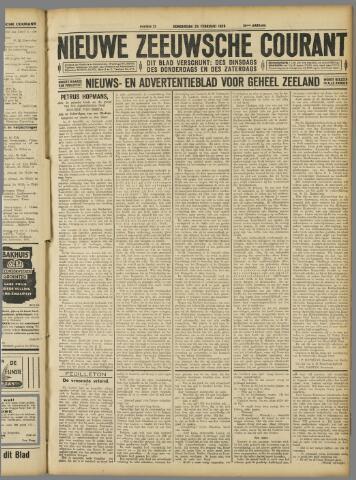 Nieuwe Zeeuwsche Courant 1928-02-23
