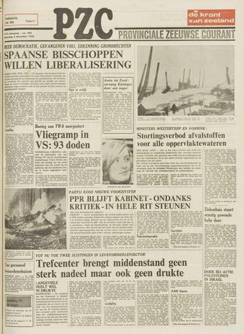 Provinciale Zeeuwse Courant 1974-12-02