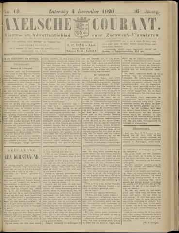 Axelsche Courant 1920-12-04