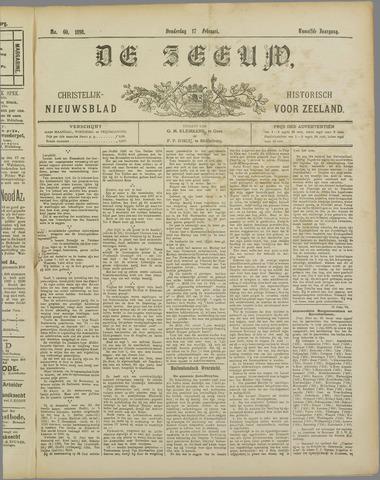 De Zeeuw. Christelijk-historisch nieuwsblad voor Zeeland 1898-02-17