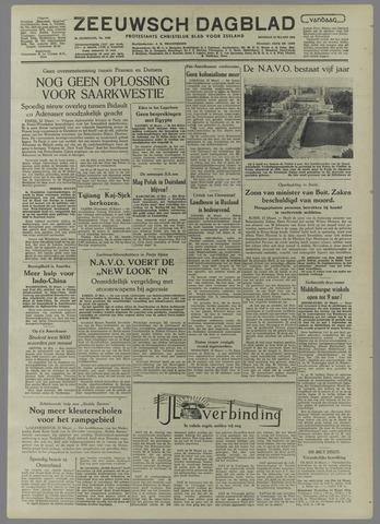 Zeeuwsch Dagblad 1954-03-23