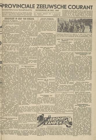 Provinciale Zeeuwse Courant 1943-12-30