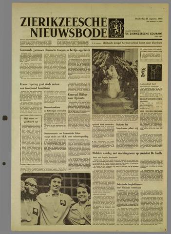 Zierikzeesche Nieuwsbode 1962-08-23