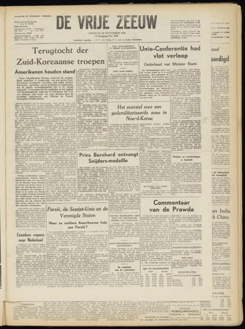 de Vrije Zeeuw 1950-11-28