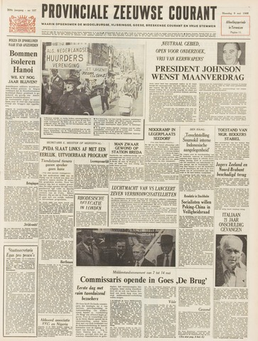 Provinciale Zeeuwse Courant 1966-05-09