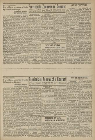 Provinciale Zeeuwse Courant 1945-10-23