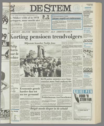 de Stem 1984-07-05