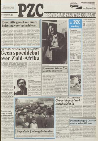 Provinciale Zeeuwse Courant 1986-06-18