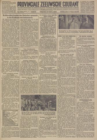 Provinciale Zeeuwse Courant 1942-10-23