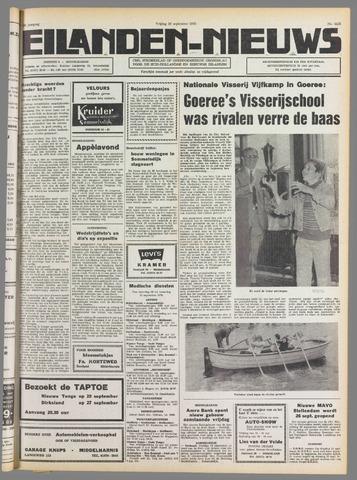 Eilanden-nieuws. Christelijk streekblad op gereformeerde grondslag 1975-09-19