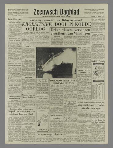 Zeeuwsch Dagblad 1959-01-27