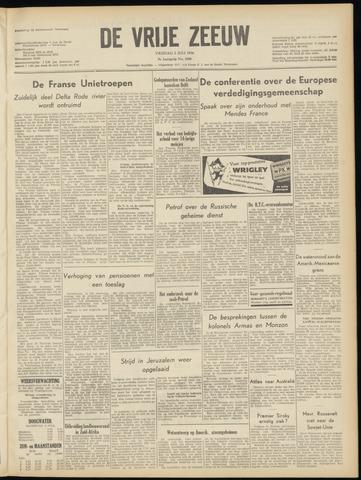 de Vrije Zeeuw 1954-07-02