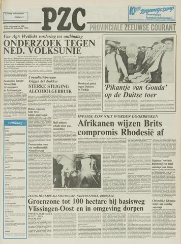 Provinciale Zeeuwse Courant 1976-11-12