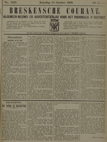 Breskensche Courant 1908-10-31