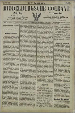 Middelburgsche Courant 1884-12-20