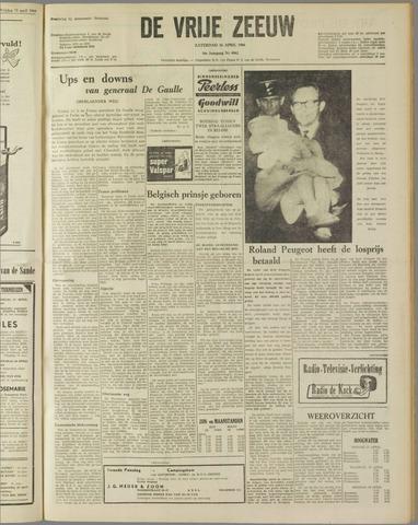 de Vrije Zeeuw 1960-04-16