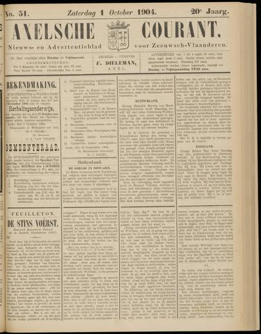 Axelsche Courant 1904-10-01