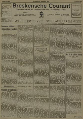 Breskensche Courant 1930-09-10