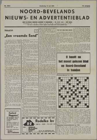 Noord-Bevelands Nieuws- en advertentieblad 1981-05-14