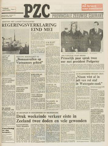 Provinciale Zeeuwse Courant 1973-05-14