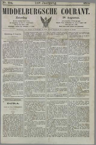 Middelburgsche Courant 1877-08-18